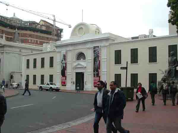 Slave lodge Cape Town