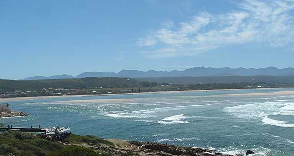 Keurbooms River mouth
