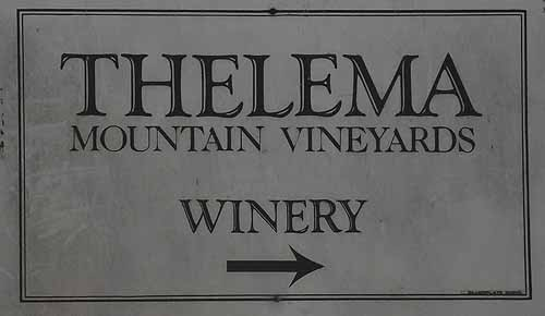 Thelema Wine Cape Town